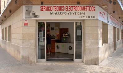 no Oficial Zanussi Mallorca Service