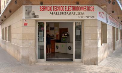 Servicio Técnico Oficial Aeg Mallorca no somos