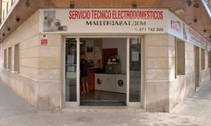 no somos Servicio Técnico Oficial Corberó Mallorca